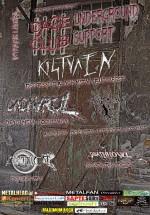 Concert Kistvaen la Cage Club din Bucureşti