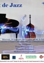 Concert de Jazz la Casa Universitarilor din Bucureşti