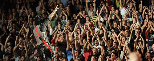 Concerte şi petreceri 13-19 ianuarie 2011