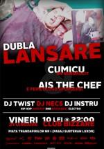 Lansare album Cumicu & Ais The Chef la Club Bizzare din Târgu Mureş