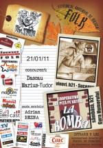 Concert Dascau Marius-Tudor în Pub La Fierarie din Suceava
