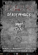 Concert Deadeye Dick la Rockstadt din Braşov