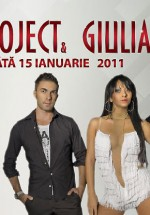 Concert DJ Project & Giulia la Divino Glam Club din Galaţi
