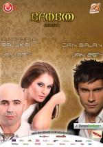 Concert Dj Sava & Raluka şi Dan Bălan la Club Bamboo din Braşov