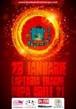 Concert Les Elephants Bizarres în Lăptăria lui Enache din Bucureşti