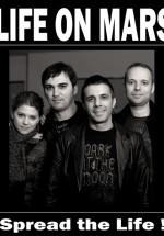 Concert Life on Mars la Club Jukebox din Bucureşti
