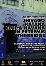 Live Hip Hop Show la Elephant Pub din Bucureşti