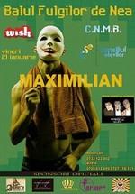 Concert Maximilian la Club Wish din Constanţa