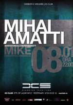 Mihai Amatti în Club XS din Iaşi