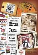 Concert Mirona Pascu în Pub La Fierarie din Suceava