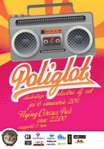Poliglot în Flying Circus Pub din Cluj-Napoca