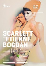 Scarlett Etienne la Studio Martin din Bucureşti