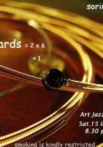 Concert Sorin Romanescu, Luiza Zan şi Alex Man la Art Jazz Club din Bucureşti