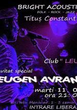 Concert Tituş Constantin la Club Leu din Bucureşti