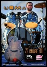 Concert Urma în Lăptăria lui Enache din Bucureşti