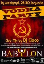 Vodka Party la Club Babylon din Suceava