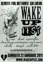 Wake Up Fest la Gambrinus Pub din Cluj-Napoca