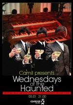 Wednesday of the Haunted la Club Control din Bucureşti