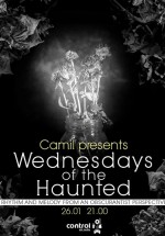 Wednesdays of the Haunted în Club Control din Bucureşti