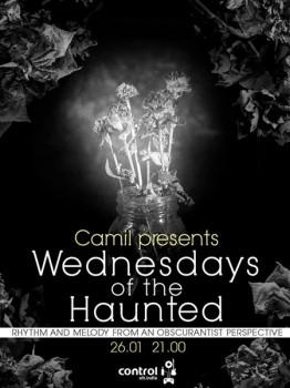 Wednesdays of the Haunted în Club Control din Bucureşti