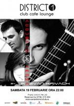 Concert Răzvan Krivach în District 1 din Cluj-Napoca