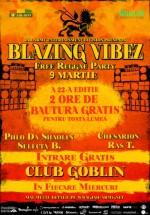 Blazing Vibez în Club Goblin din Bucureşti