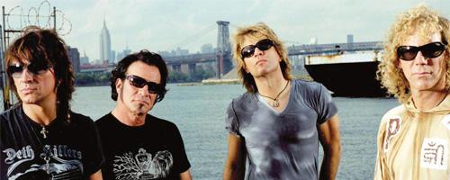 Biletele Bon Jovi s-au pus în vânzare
