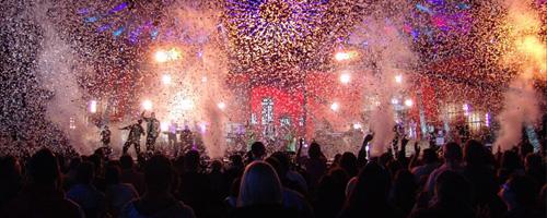 Concerte şi petreceri 10-16 februarie 2011