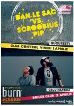 Concert Dan le sac vs Scroobius Pip în Bucureşti şi Cluj-Napoca