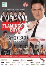 Flamingo Boys la Club Bamboo din Bucureşti