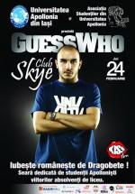 Concert Guess Who în Club Skye din Iaşi