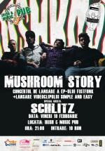 Lansare de album Mushroom Story în Irish&Music Pub din Cluj-Napoca