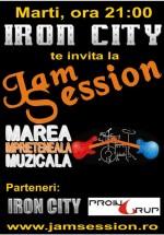 Concert Red Magnetic în Iron City din Bucureşti