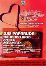 Săptămâna îndrăgostiţilor de muzică în Elephant Pub din Bucureşti