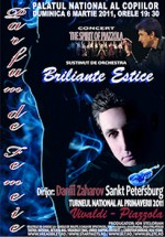Turneu naţional Briliante Estice – Concert The Spirit of Piazzola