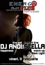 DJ Andi & Stella la Energy Play Club din Sfântu Gheorghe