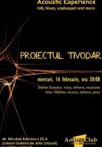 Proiectul Tivodar în Art Jazz Club din Bucureşti
