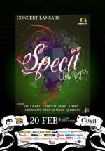 Concert lansare album Specii în The Silver Church din Bucureşti