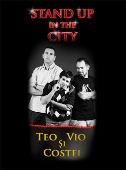 Turneu Stand up in the city 2011 – Sezonul 1