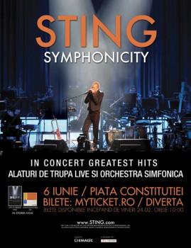 sting bucuresti 269x350 Concert Sting la Bucureşti