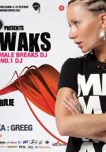 Lady Waks la Selectro în Club Expirat & Other Side din Bucureşti