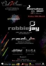Robbie Jay în Club Seven din Oradea