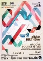 aiMar Birthday în Club Shade din Bucureşti