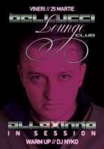 Allexinno în Bellucci Club & Lounge din Breaza