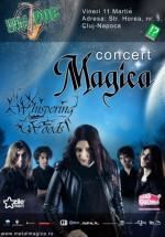 Concert Magica în Irish & Music Pub din Cluj-Napoca – ANULAT