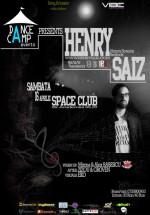Henry Saiz mixează în Space Club din Bucureşti