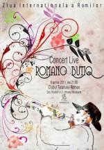 Concert Romano ButiQ în Clubul Ţăranului din Bucureşti