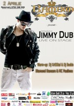 Concert Jimmy Dub în Club Bamboo din Cluj-Napoca