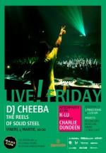 """""""Live Friday 19th Edition"""" la Base Cafe din Bucureşti"""