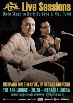 The Ark Live Sessions la The Ark Lounge din Bucureşti